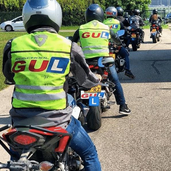 Motorrijschool Den Haag